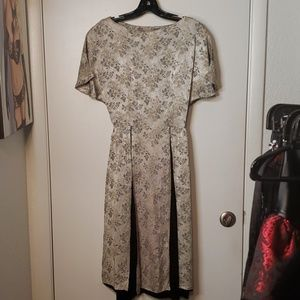 Dresses - Authentic Floral Vintage Dress 50s